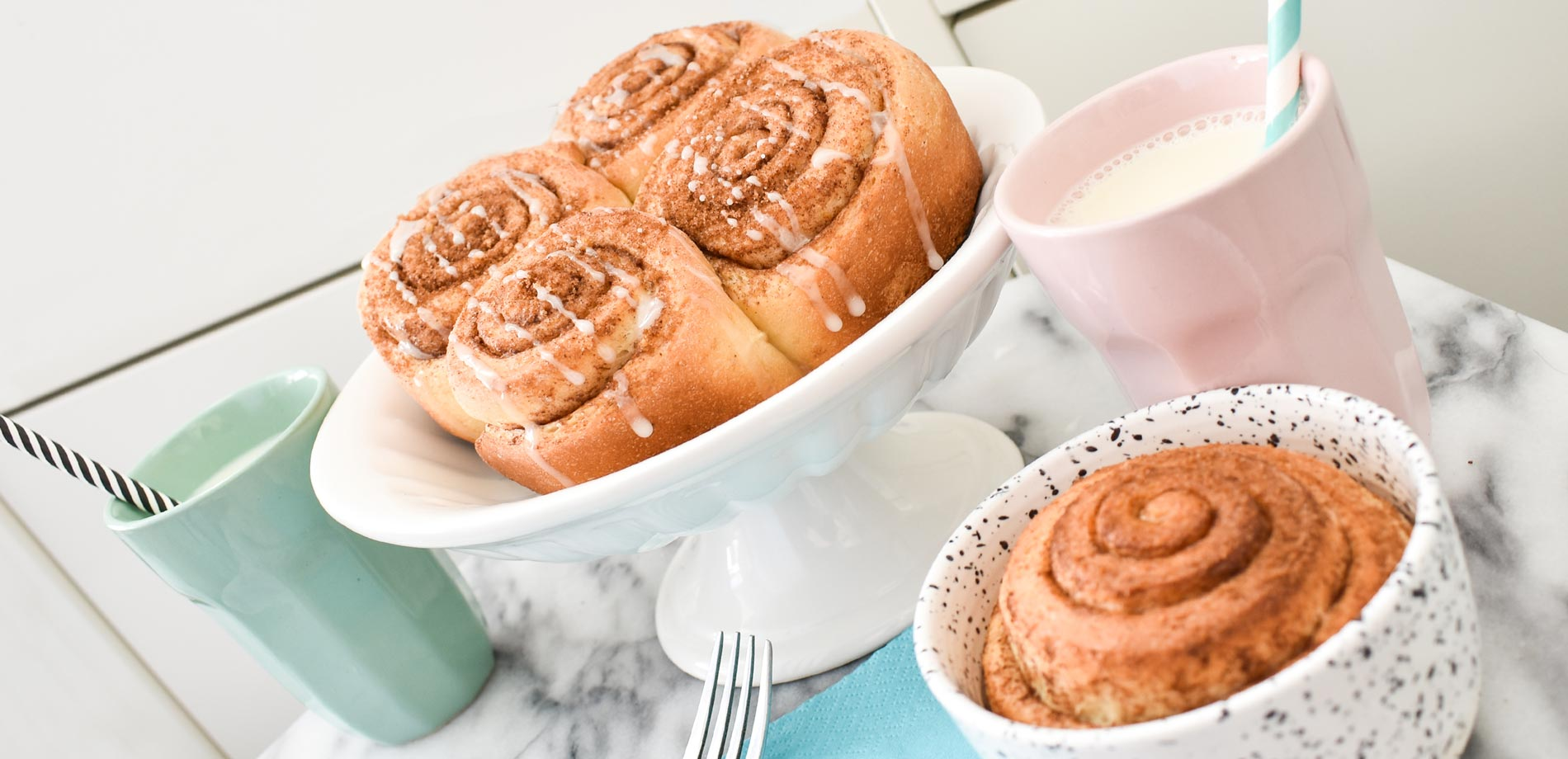 Diary free cinnamon rolls recipe for kids