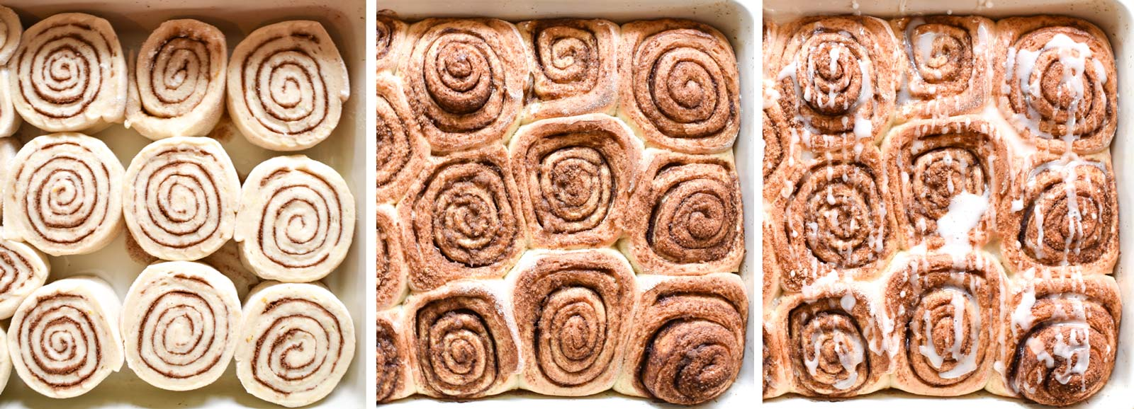 Dairy free cinnamon rolls recipe. Smile Cafe allergy friendly eats for kids